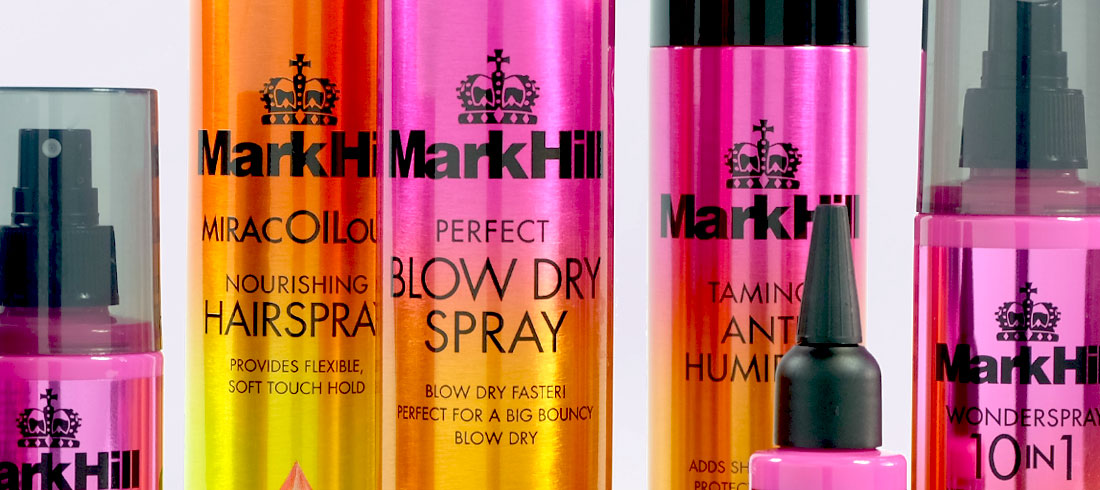 Mark Hill Hair Styling